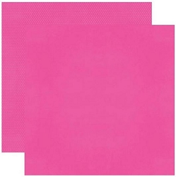 Simple Stories - Pink Color Vibe 12x12 Textured Cardstock