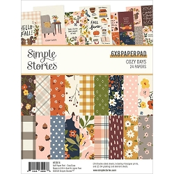Simple Stories - Cozy Days collection - 6