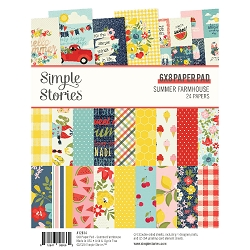 Simple Stories - Summer Farmhouse collection - 6