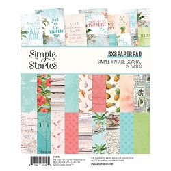 Simple Stories - Simple Vintage Coastal collection - 6