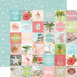 Simple Stories - Simple Vintage Coastal collection - 2