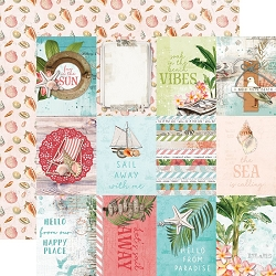 Simple Stories - Simple Vintage Coastal collection - 3