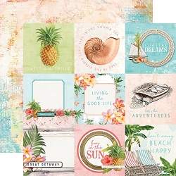 Simple Stories - Simple Vintage Coastal collection - 4