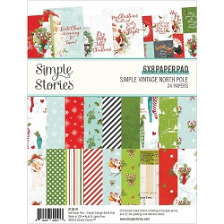 Simple Stories - Simple Vintage North Pole collection - 6