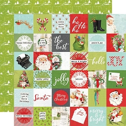 Simple Stories - Simple Vintage North Pole collection - 2