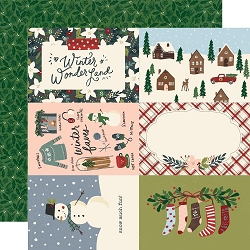 Simple Stories - Winter Cottage collection - 4