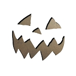 Sizzix - Movers & Shapers Die by Tim Holtz - Scary Jack-o-lantern