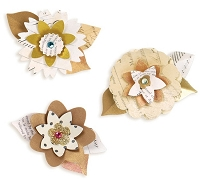Sizzix Sizzlits - Decorative Strip Die - by Brenda Walton - Summer Florals