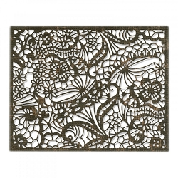 Sizzix - Thinlits Die Set by Tim Holtz - Intricate Lace