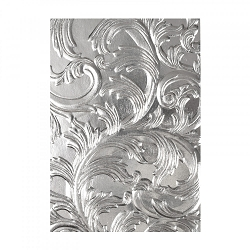 Sizzix - 3-D Texture Fades Embossing Folder by Tim Holtz - 3D Elegant