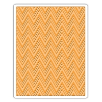 Sizzix - Texture Fades Embossing Folder by Tim Holtz - ZigZag