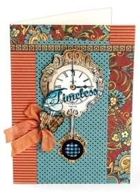 Stamps & matching Framelits dies by Graphic 45