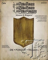 Sizzix Movers & Shapers Bigz Die - Armor Shield