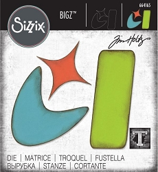 Sizzix - Bigz Die by Tim Holtz - Atomic :)