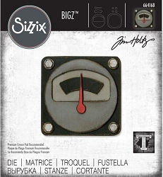 Sizzix - Bigz Die by Tim Holtz - Voltage :)