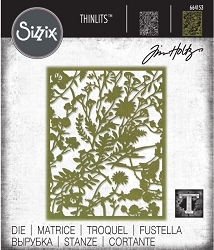 Sizzix - Thinlits Die Set by Tim Holtz - Organic :)