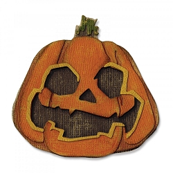 Sizzix - Thinlits Die Set by Tim Holtz - Layered Jack-O-Lantern