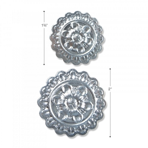 Sizzix - 3D Impresslits Die/Embossing Combo by Tim Holtz - Medallion