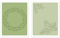 Embossing Folders by Sizzix