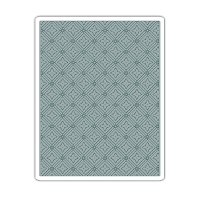 Sizzix - Texture Fades Embossing Folder by Tim Holtz - Diamonds