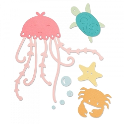 Sizzix - Thinlits Die Set - Under the Sea by Olivia Rose