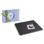 Sizzix PRO Die - Movers & Shapers - A6 Card w/ Scallop Circle