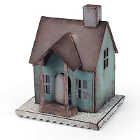 Sizzix - Bigz XL Die by Tim Holtz - Village Dwelling