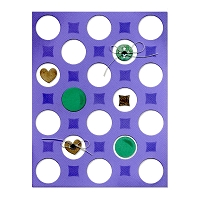 Sizzix Thinlits - Dies - by Jen Long-Philipsen - Geometric Tiles :)