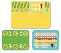 Sizzix Thinlits - Dies - by Rachael Bright - Life Made Simple - My Girl