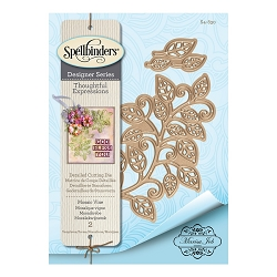 Spellbinders - Designer Die - Thoughtful Expressions-Mosaic Vine (by Marisa Job)