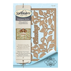 Spellbinders - Designer Die - Thoughtful Expressions-Blessings Vine (by Marisa Job)