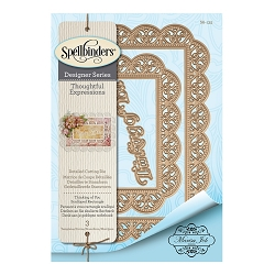 Spellbinders - Designer Die - Thoughtful Expressions-Thinking Of You (by Marisa Job)
