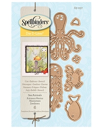 Spellbinders - Die-Lites Sea Animals Die