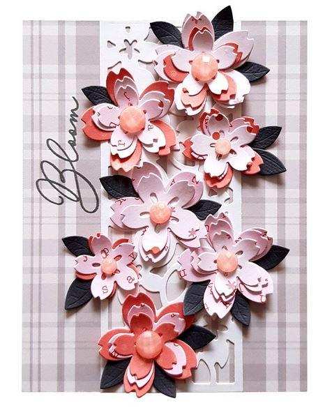 Spellbinders Sakura Blossoms 이미지 검색결과