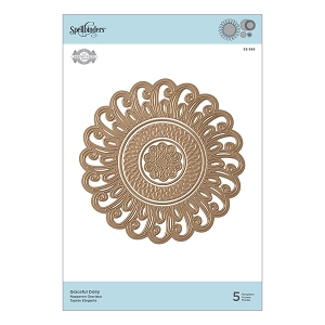 Spellbinders - Designer Die - Graceful Doily (by Amazing Paper Grace)