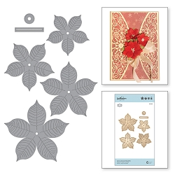 Spellbinders - Designer Die - Cinch & Go Poinsettia (by Amazing Paper Grace)