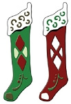 Spellbinders-(S3 & Collectabilities) Dies-Stockings