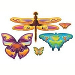 Spellbinders-Dies-Flying Beauties