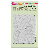 Stampendous Cling Mounted Rubber Stamps - House Mouse Designs - Spigot Soak