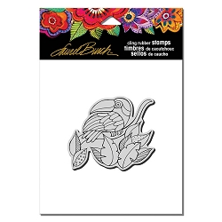 Stampendous - Laurel Burch - Cling Rubber Stamp Toucan