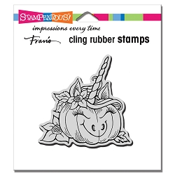 Stampendous - Cling Punicorn Rubber Stamp