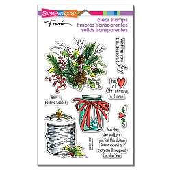 Stampendous - Festive Season Perfectly Clear Stamps