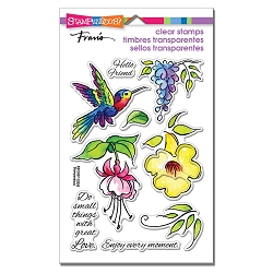 Stampendous - Hummingbird Perfectly Clear Stamps