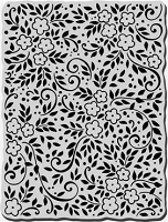 Stampendous Cling Mounted Rubber Stamp - Floral Dream