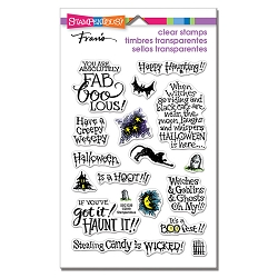 Stampendous - Faboolous Perfectly Clear Stamps