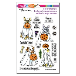 Stampendous - Lick My Feet Perfectly Clear Stamps