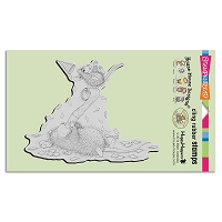 Stampendous Cling Mounted Rubber Stamps - House Mouse Designs - Party Blowout