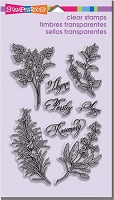 Stampendous Perfectly Clear Stamp - Herbs