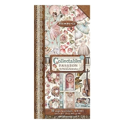 Stamperia - Passion - Collectables Paper Pad
