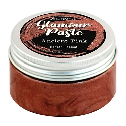 Stamperia - Glamour Paste:  Ancient Pink